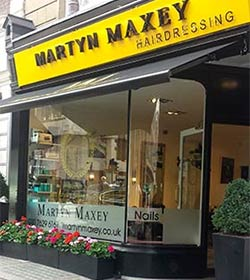 hair salon marylebone